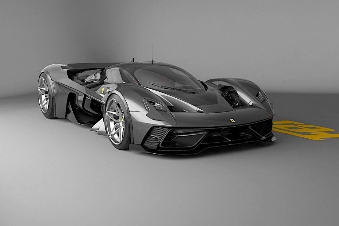 Ferrari F399 Hypercar concept (10)