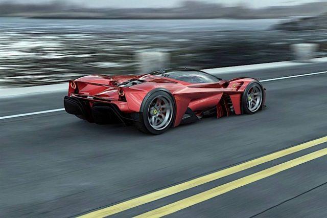 Ferrari F399 Hypercar concept (9)