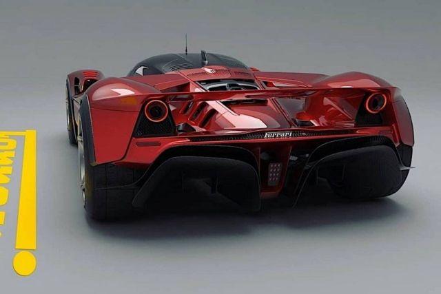 Ferrari F399 Hypercar concept (7)