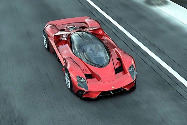 Ferrari F399 Hypercar concept (5)