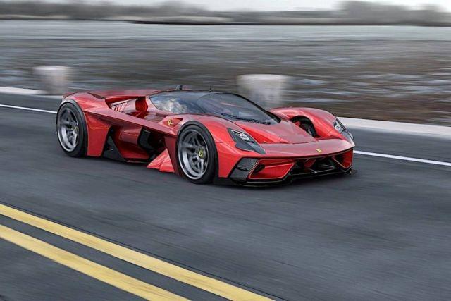 Ferrari F399 Hypercar concept (4)