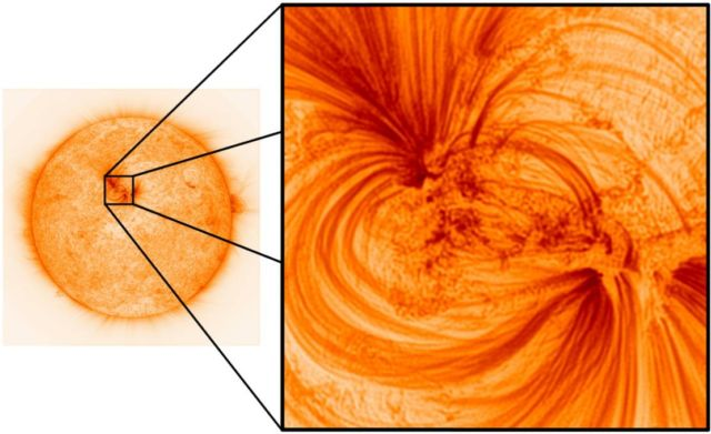 Highest-ever resolution images of the Sun from NASA (6)
