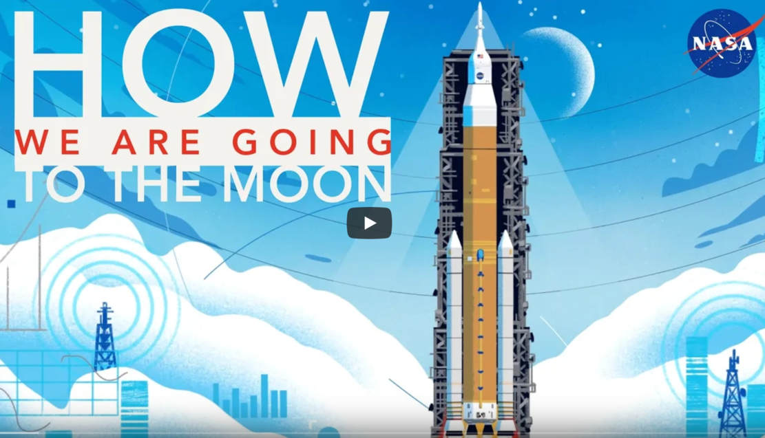 How we are going to the Moon