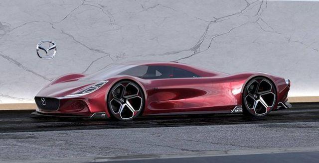 Mazda RX-10 Vision concept (6)