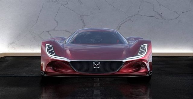 Mazda RX-10 Vision concept (5)