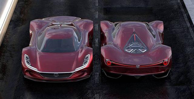 Mazda RX-10 Vision concept (3)