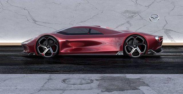 Mazda RX-10 Vision concept (2)