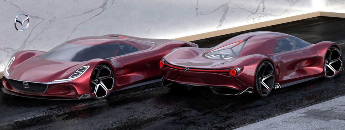 Mazda RX-10 Vision concept (1)