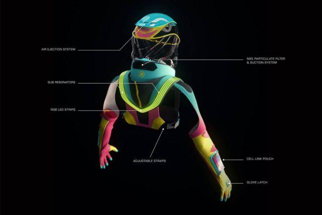 Micrashell Virus-Proof Suit (5)