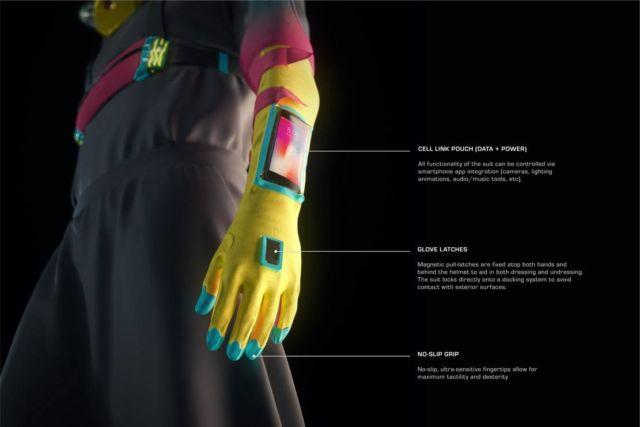 Micrashell Virus-Proof Suit (4)
