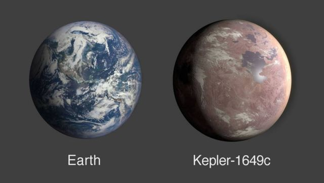 Most Earth-like Exoplanet discovered