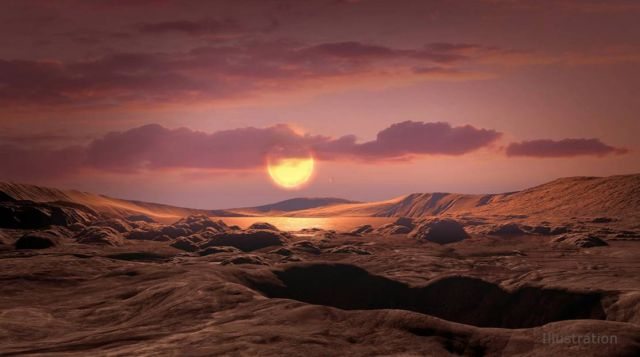 Most Earth-like Exoplanet discovered (1)