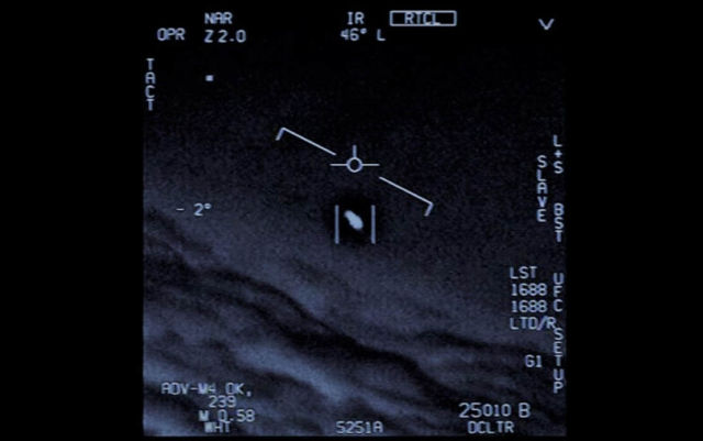 Pentagon officially releases UFO videos