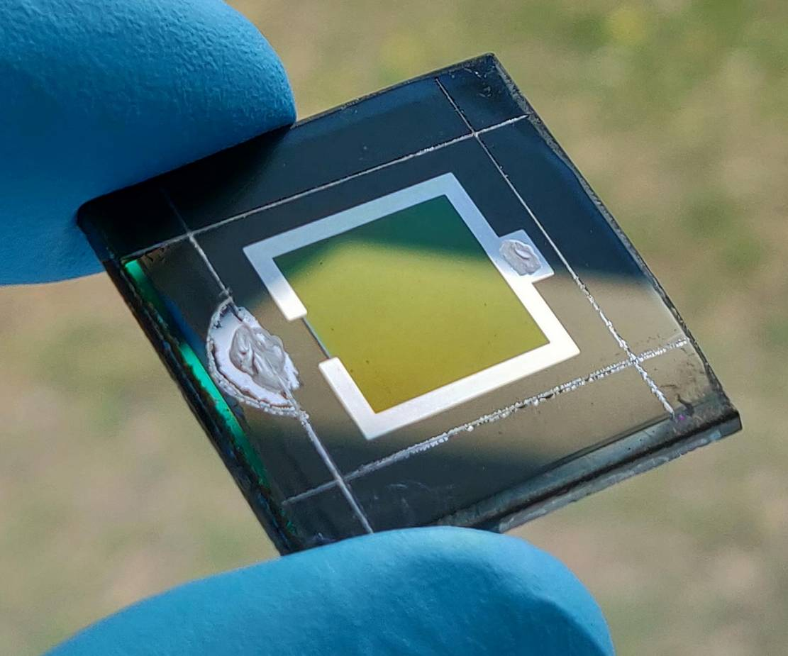 Solar Cell break world records for Efficiency