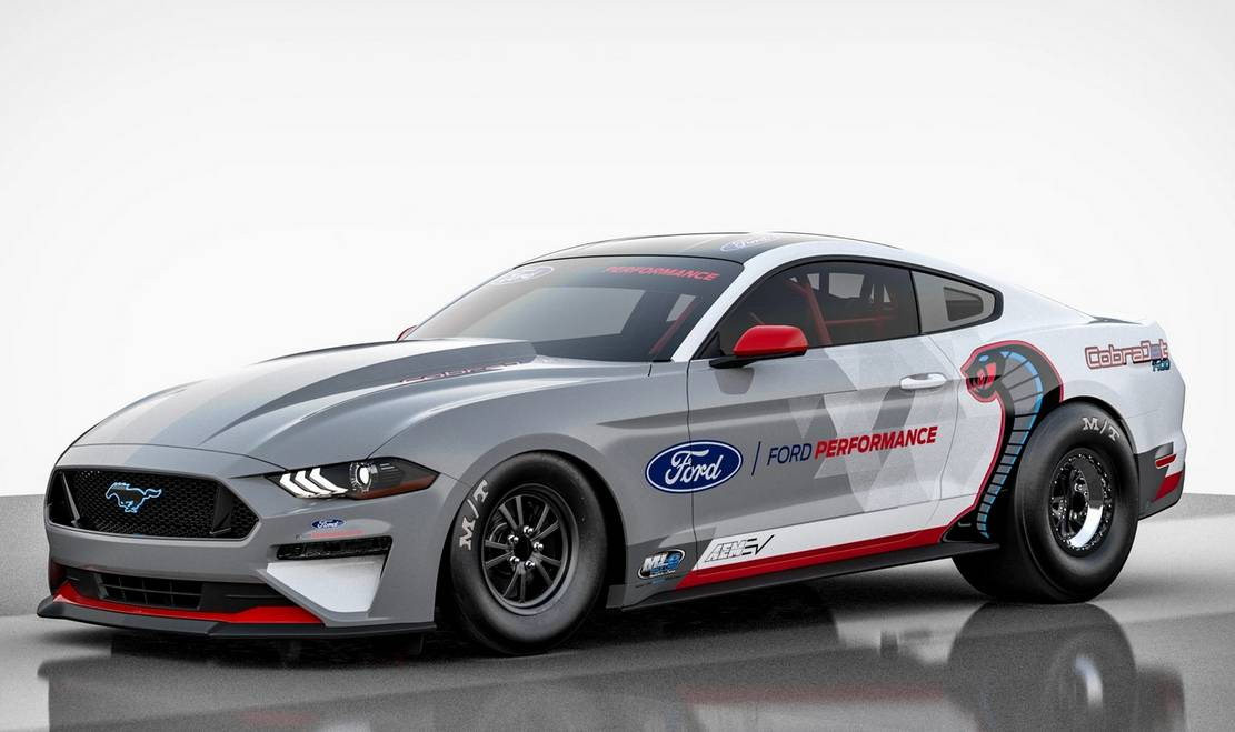 The All-Electric Mustang Cobra Jet 1400 horsepower (4)