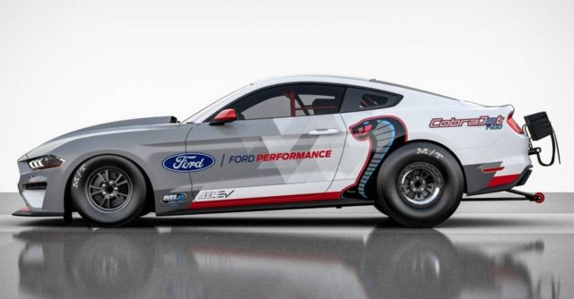 The All-Electric Mustang Cobra Jet 1400 horsepower (3)