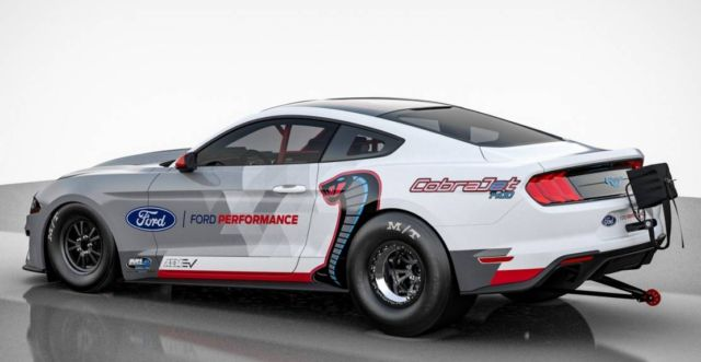 The All-Electric Mustang Cobra Jet 1400 horsepower (2)