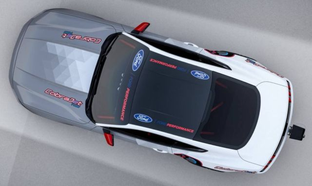 The All-Electric Mustang Cobra Jet 1400 horsepower (1)