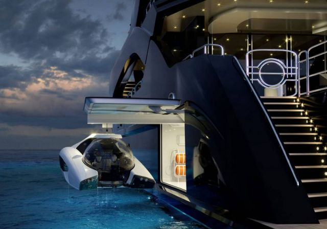 U-Boat Werx Nemo Submarine (7)