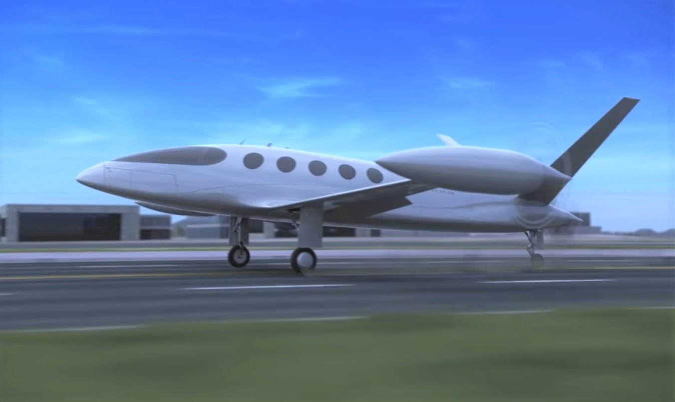 Why we still don't have Electric Planes