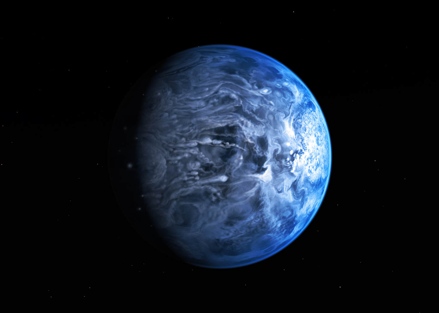 'One in a million' Super-Earth discovered