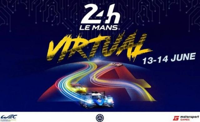 24 Hours of Le Mans Virtual - a world premiere (2)