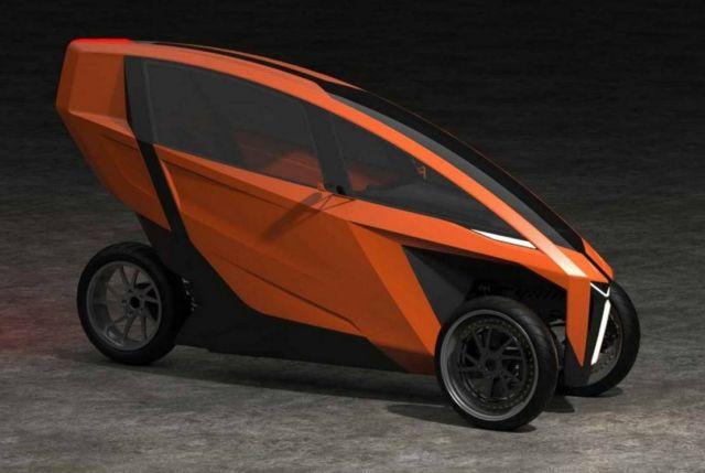 AKO Electric Trike
