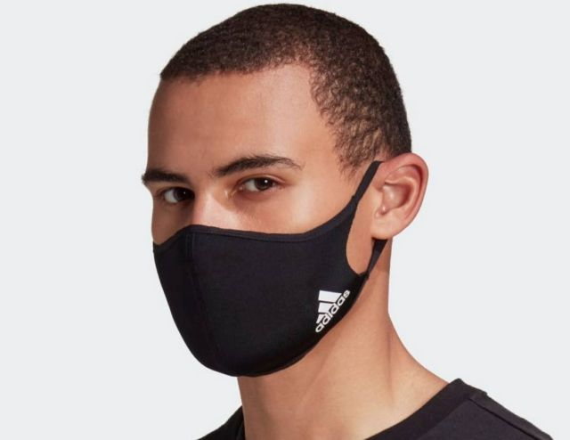 Adidas reusable Face Mask