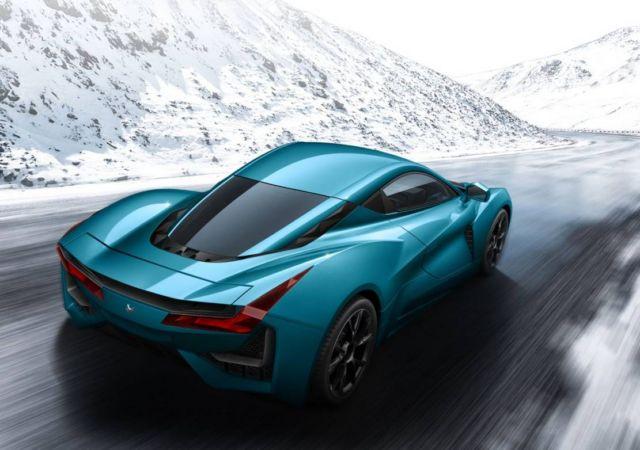 Arcfox GT- China's 1,600-hp all-electric hypercar (5)