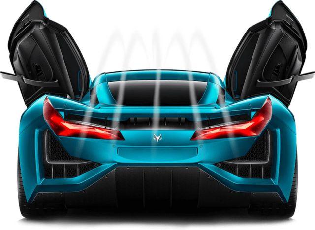Arcfox GT- China's 1,600-hp all-electric hypercar (2)
