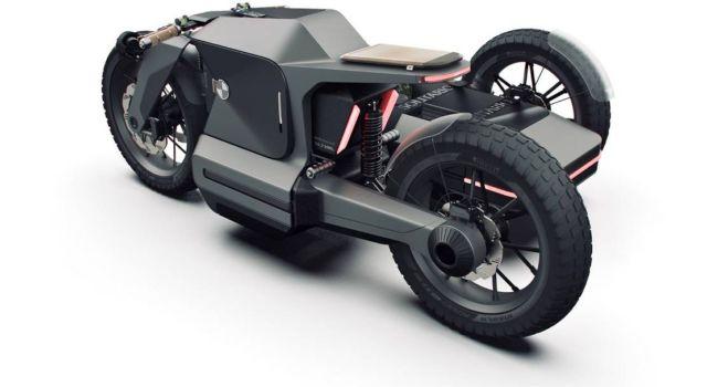 BMW Motorrad x El Solitario MC Off-road Electric motorcycle (6)