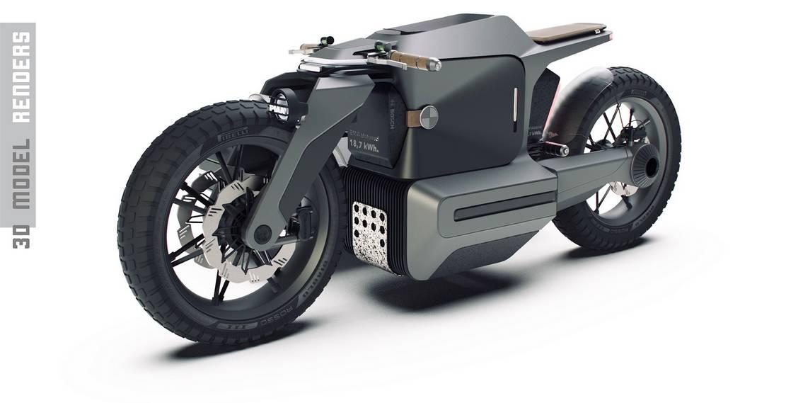 BMW Motorrad x El Solitario MC Off-road Electric motorcycle (5)