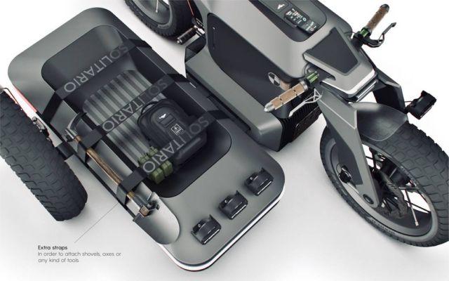 BMW Motorrad x El Solitario MC Off-road Electric motorcycle (3)