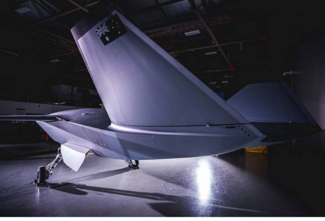 Boeing Loyal Wingman Unmanned Aircraft