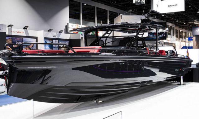 Brabus Shadow 900 Black Ops Boat (6)