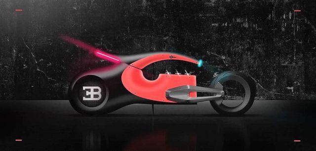 Bugatti Audacieux motorbike concept (2)