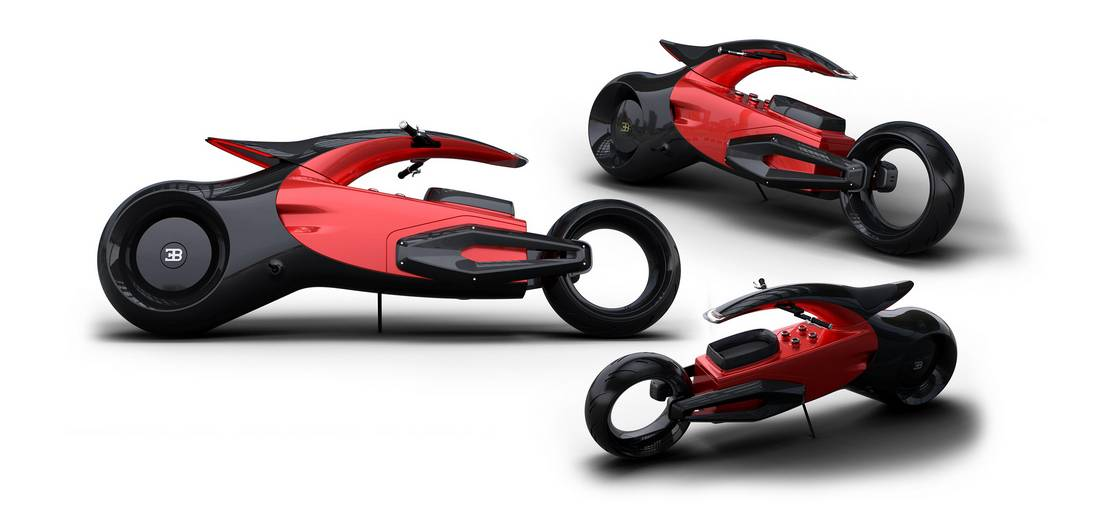 Bugatti Audacieux motorbike concept (1)