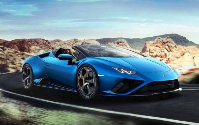 Lamborghini Huracán EVO RWD Spyder (8)