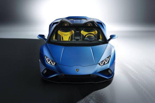 Lamborghini Huracán EVO RWD Spyder (5)