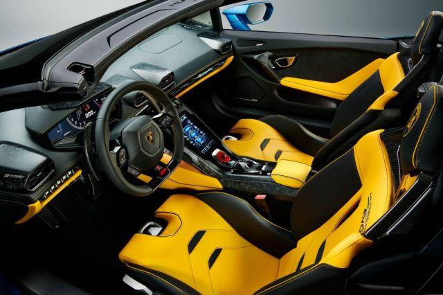 Lamborghini Huracán EVO RWD Spyder (3)