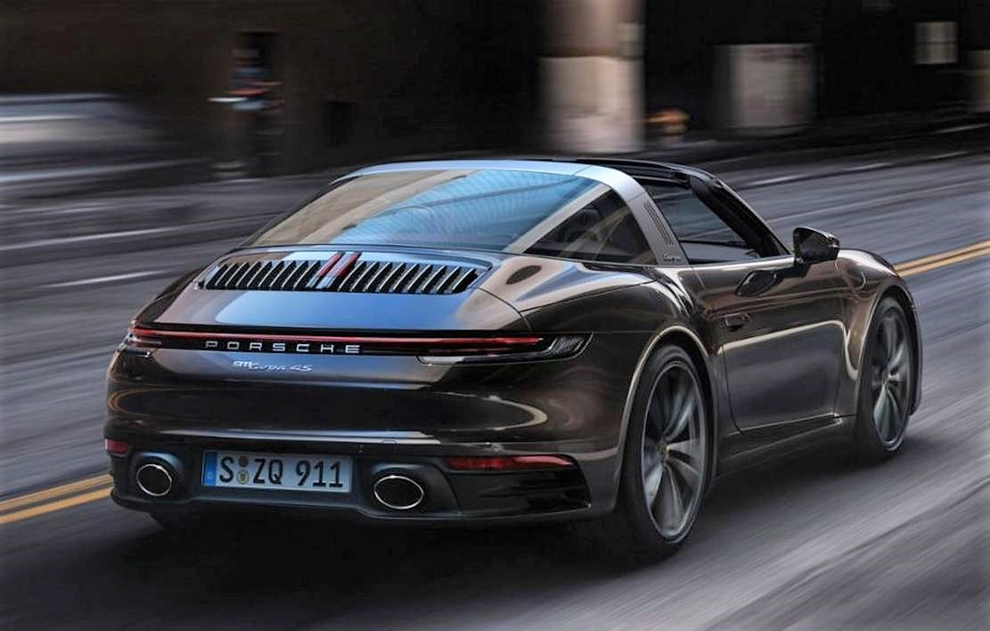 New Porsche 911 Targa (11)