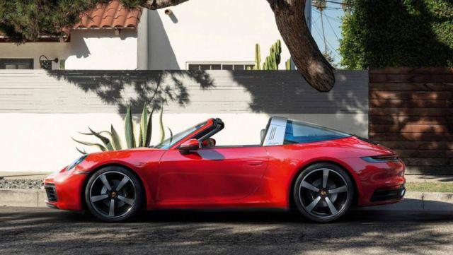 New Porsche 911 Targa (10)