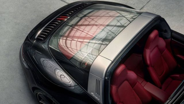 New Porsche 911 Targa (6)