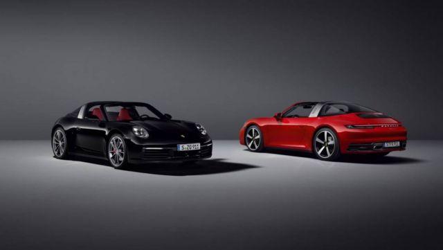 New Porsche 911 Targa (5)