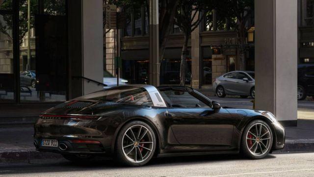 New Porsche 911 Targa (4)