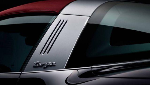 New Porsche 911 Targa (3)