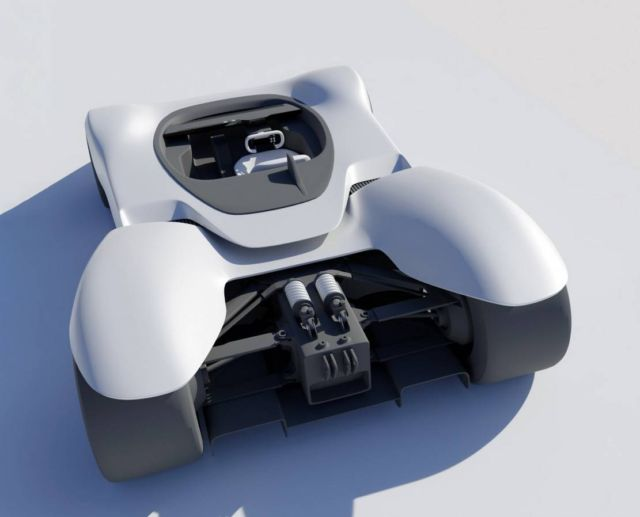 Porsche 907 Spyder Revival concept (6)