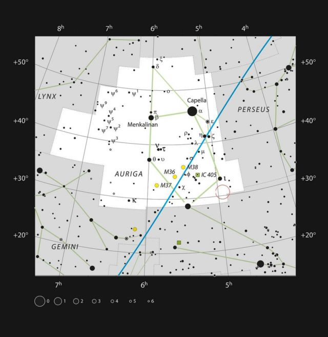 Telescope sees signs of Planet Birth (1)