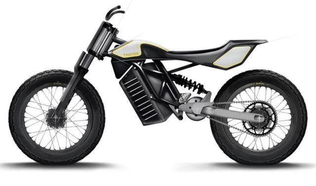 Trevor FTR Stella Dirt Bike