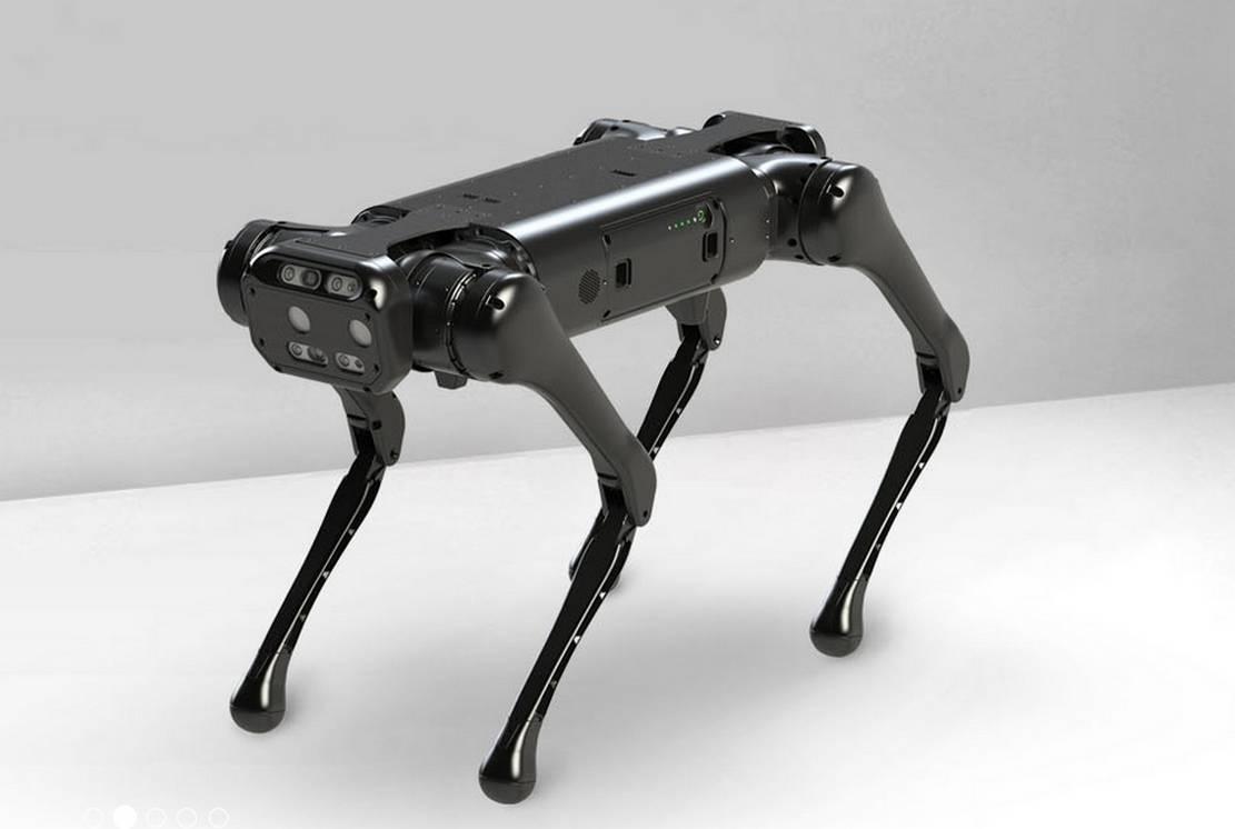 Unitree A1 Robot Dog